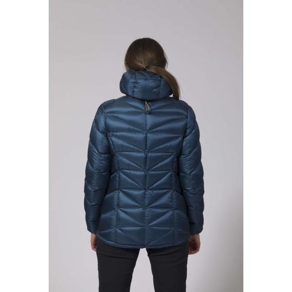 UK 12//US M//EUR 38 Montane Womens Anti-Freeze Jacket Narwhal Blue
